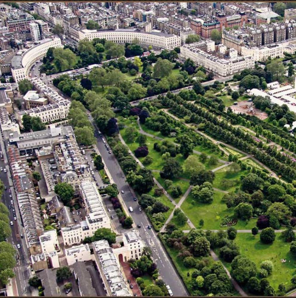 Park Crescent London W1 Projects Pavehall Plc